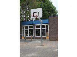 Basketbalpaal staalverzinkt