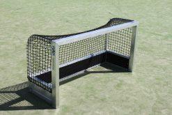 Minihockeydoel 150x75, volgelast, net, PE schot